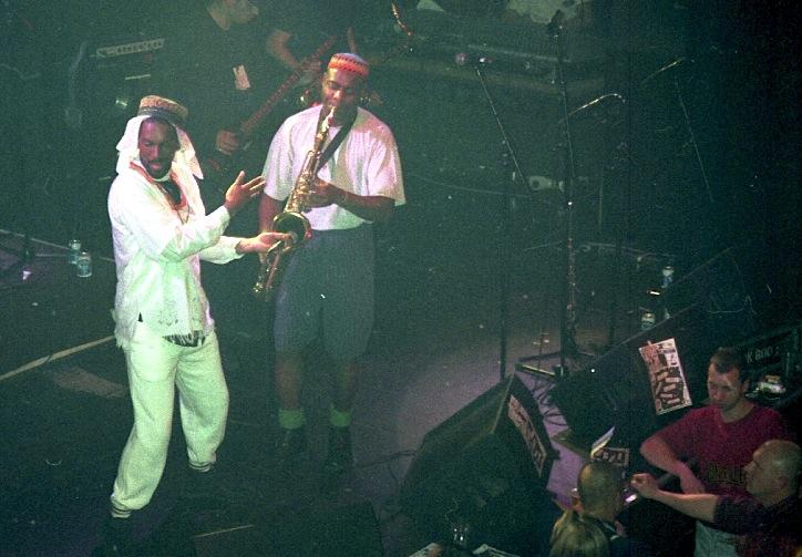 House Of Rhythm at Melkweg, Amsterdam, Netherlands 1996