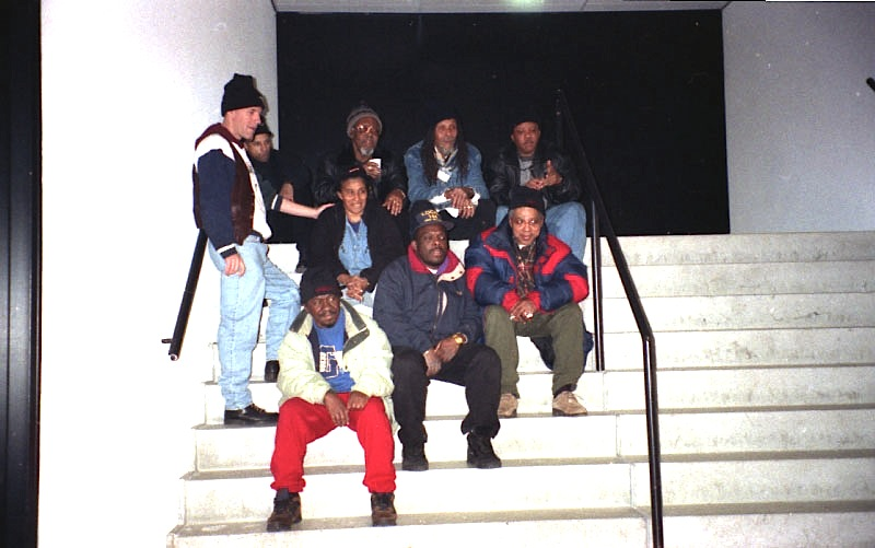 The Skatalites at Harmonie, Leeuwarden, Netherlands 1996