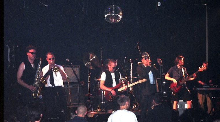 Let's Quit at Effenaar, Eindhoven, Netherlands 1996