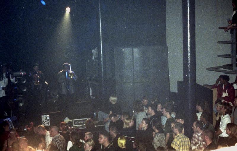 The Skatalites at Melkweg, Amsterdam, Netherlands 1996