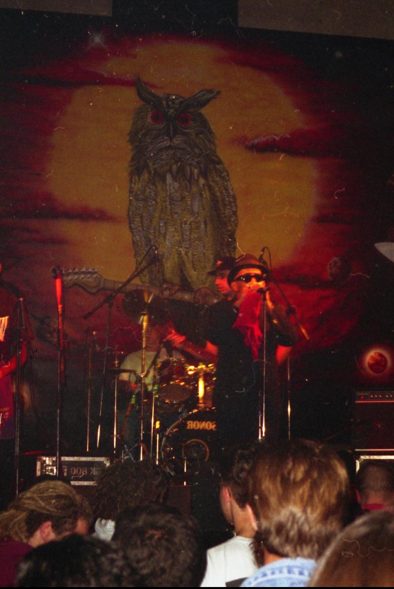 Laurel Aitken & House Of Rhythm at Le Grand Duc, Apremont 1996