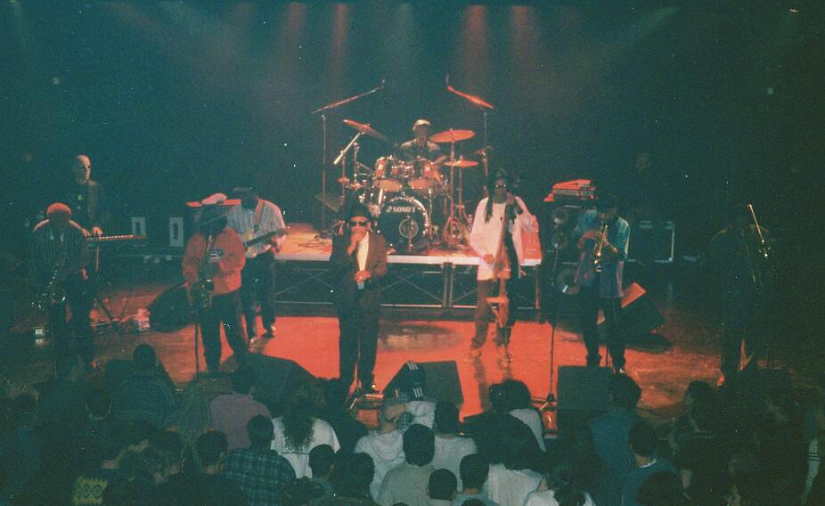 Laurel Aitken & The Skatalites at Salle John Lennon, Limoges 1996