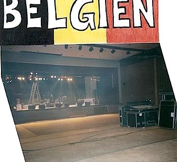 Inside Hof Ter Lo, Antwerp, Belgium 1996