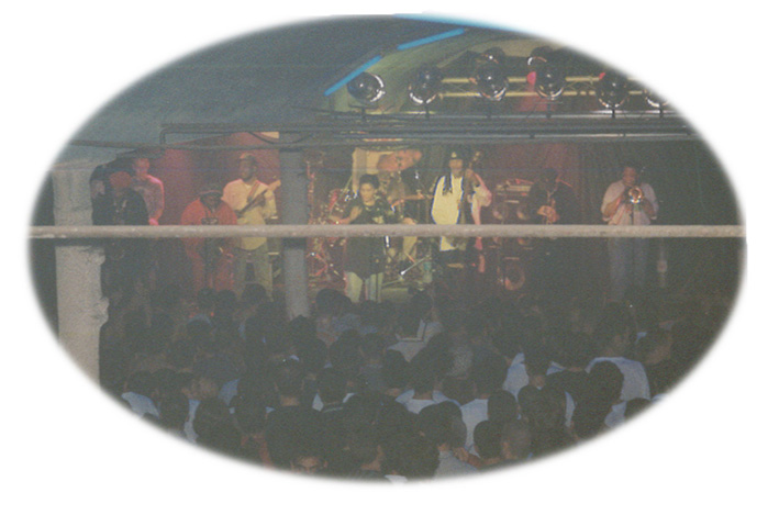 Doreen Shaffer & The Skatalites in Garagte Club, Barcelona 1996