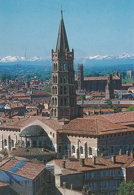 Postcard of Toulouse