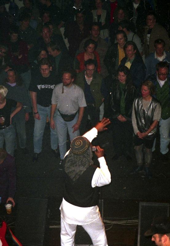 House Of Rhythm, Cutty Williams, Skasplash 1996 at Fabrik, Hamburg