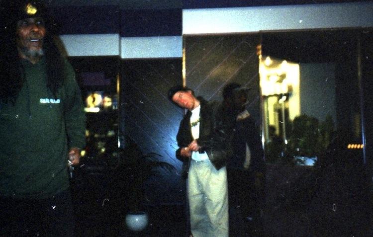 Bill Smith, Lloyd Brevett, Hotel Meridian, Hamburg 1996