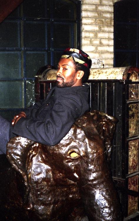 Cutty Williams, Skasplash 1996 at Fabrik, Hamburg
