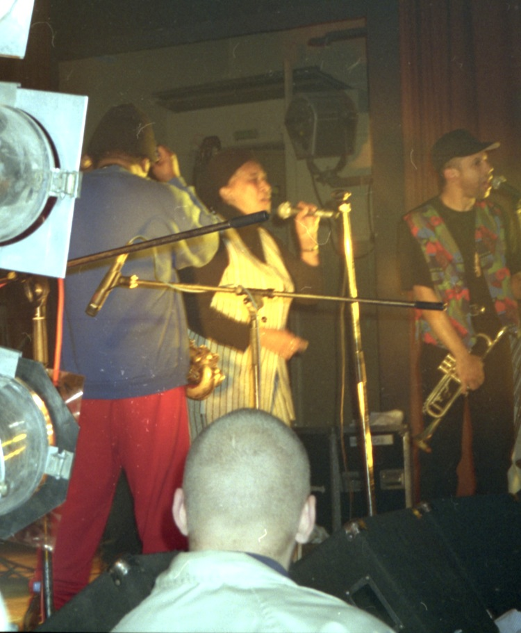 Doreen Shaffer & The Skatalites, Kraftwerk, Chemnitz 1996