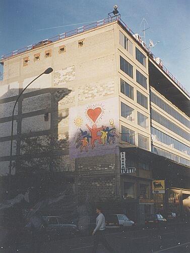 Libre Tutti, Aosta 1996
