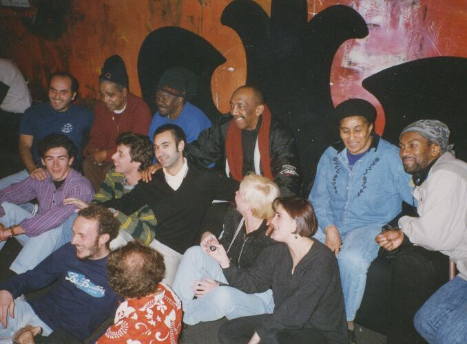 Club Barrumba with Rolando Alphonso, Lester Sterling, Laurel Aitken, Doreen Shaffer, Cutty Williams and many others, Torino 1996
