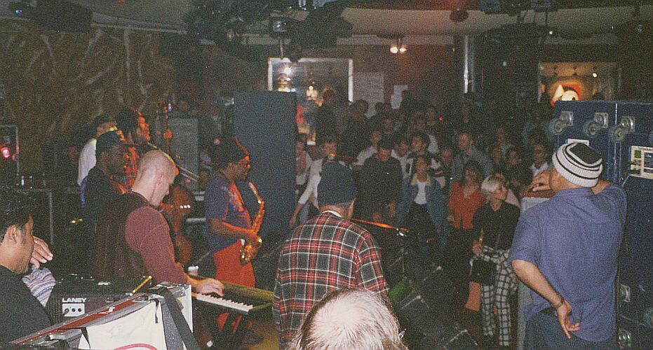 The Skatalites and Shay, Barrumba, Torino 1996