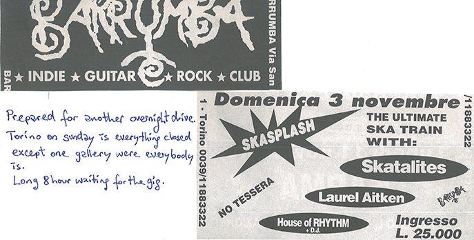 Flyer Barrumba, Torino 1996