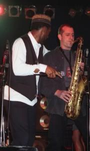 HOR, Cutty Williams, Dave Nicholson live Palladium Geneva 1996