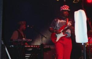 HOR, Bessa, Kirk Thorne live Palladium Geneva 1996