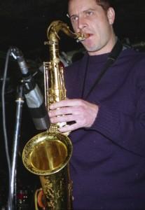 HOR, Dave Nicholson live Palladium Geneva 1996
