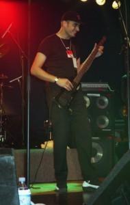 HOR, Jeff Lucas live Palladium Geneva 1996