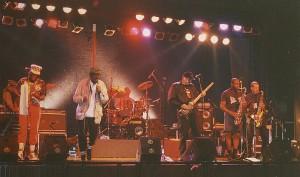 HOR live Palladium Geneva 1996