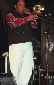 The Skatalites, Will Clark live Palladium Geneva 1996