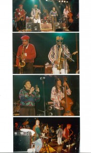 The Skatalites live Palladium Geneva 1996