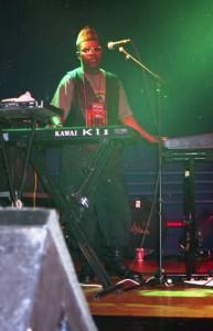 HOR, Bessa live Palladium Geneva 1996