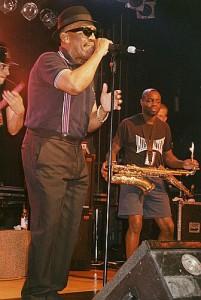 Laurel Aitken live Palladium Geneva 1996