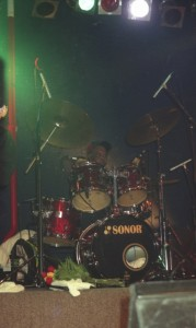 The Skatalites, Lloyd Knibb live Palladium Geneva 1996