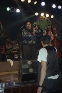 The Skatalites, Doreen Shaffer, René live Palladium Geneva 1996